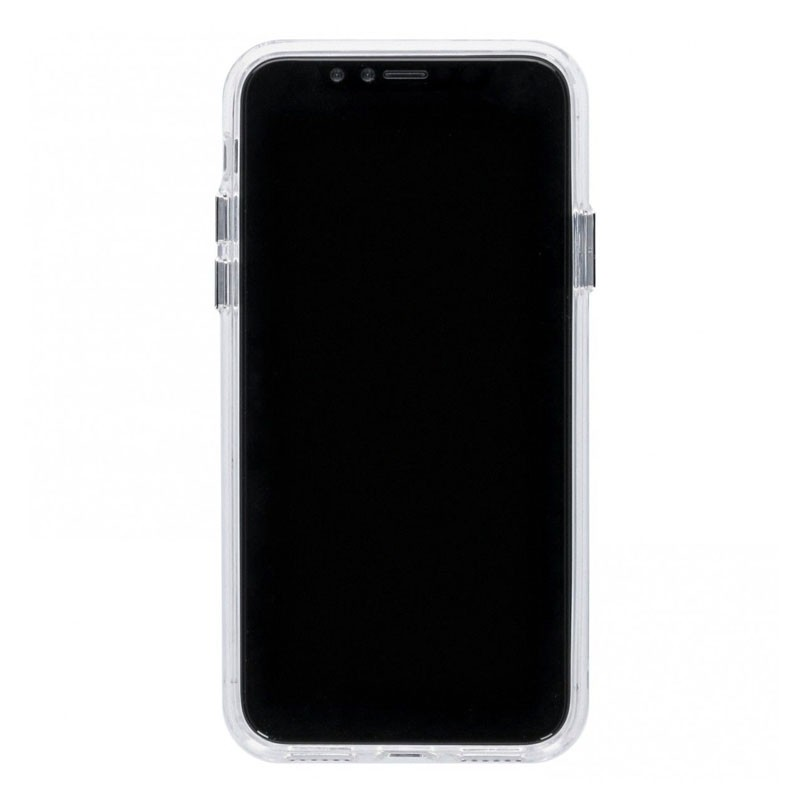Accezz Impact Case Xtreme iPhone XS Max Transparant - 2