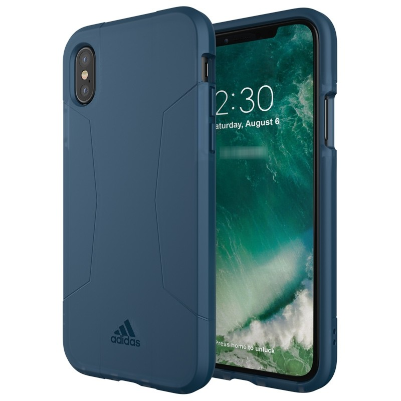 Adidas SP Agravic iPhone X/Xs Hoesje Blue 03