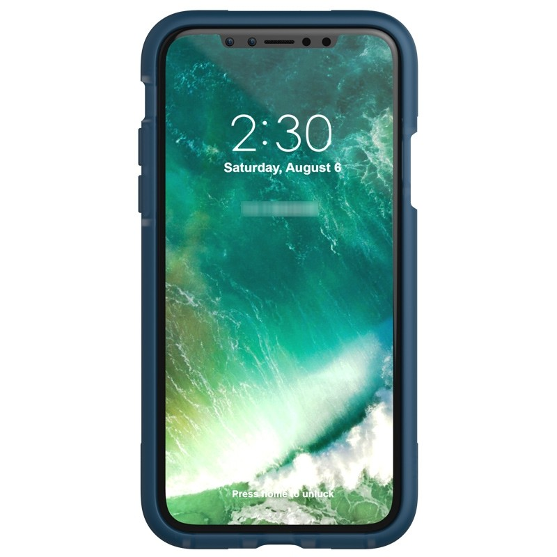 Adidas SP Agravic iPhone X/Xs Hoesje Blue 04