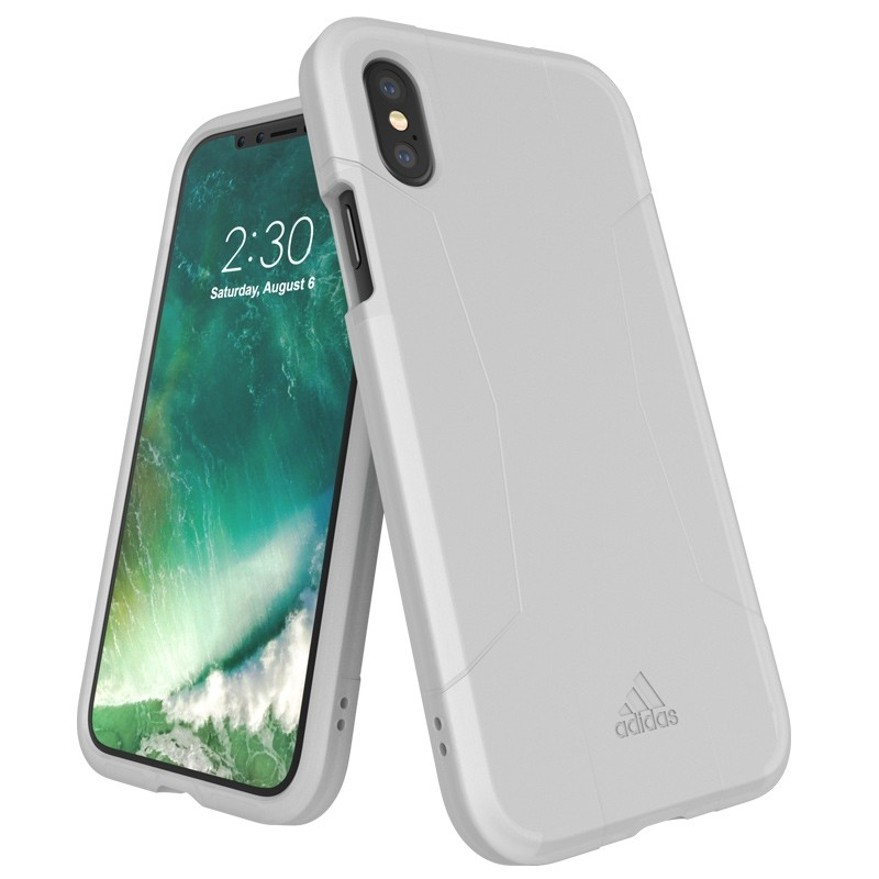 Adidas SP Agravic iPhone X/Xs Hoesje Wit 01