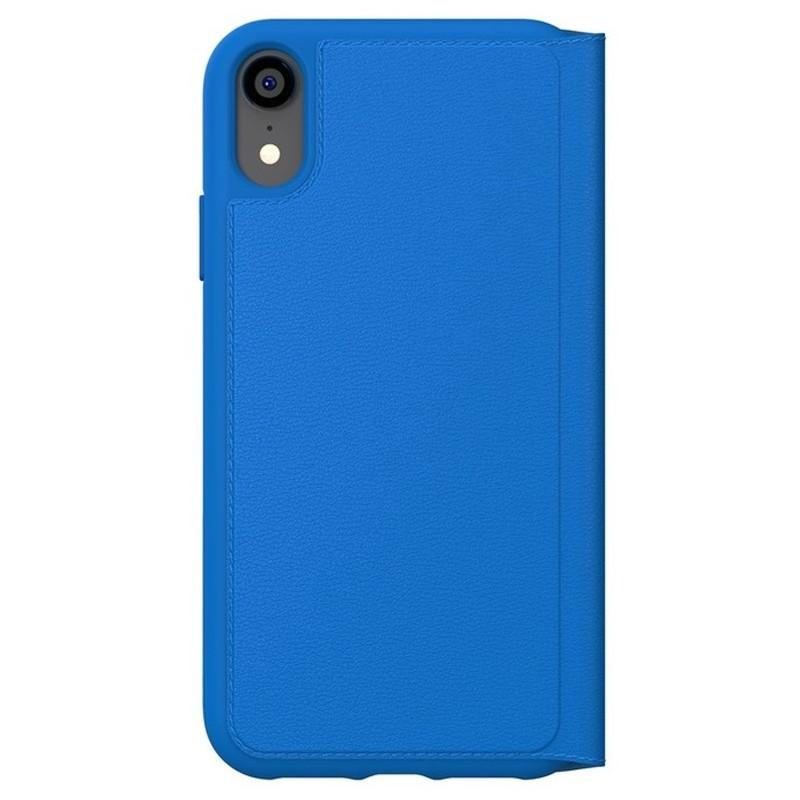 Adidas Originals Booklet Case iPhone XR Blauw 02