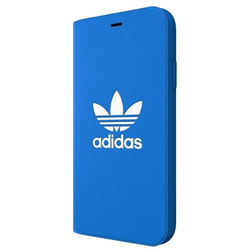 Adidas Originals Booklet Case iPhone XR Blauw 04