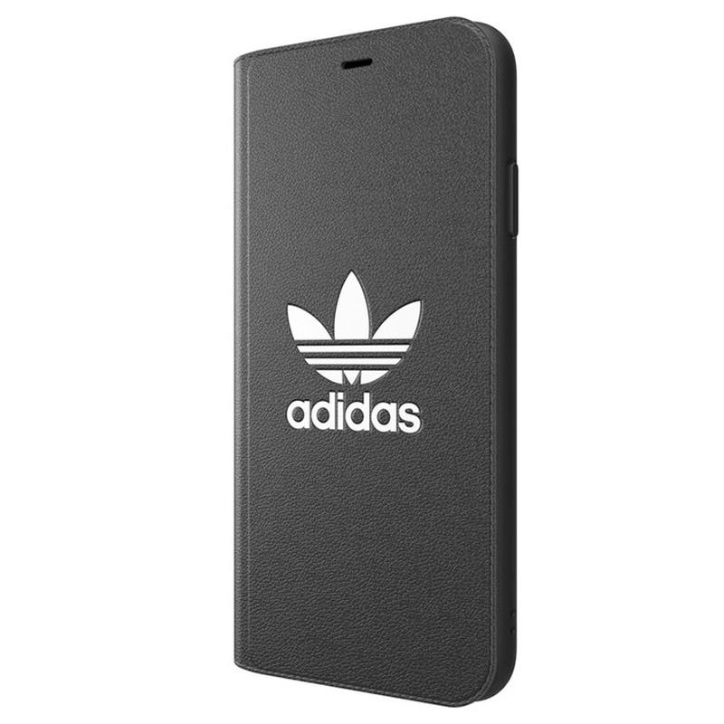Adidas Booklet Case iPhone Xs Max zwart 04