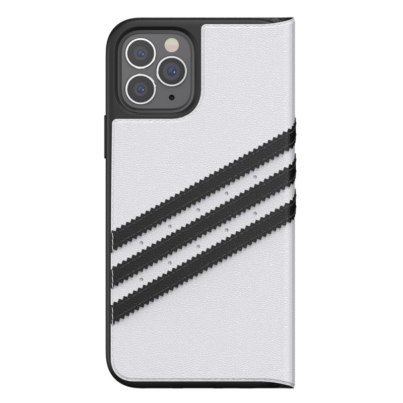 Adidas Booklet Case iPhone 12 / 12 Pro 6.1 Wit - 2