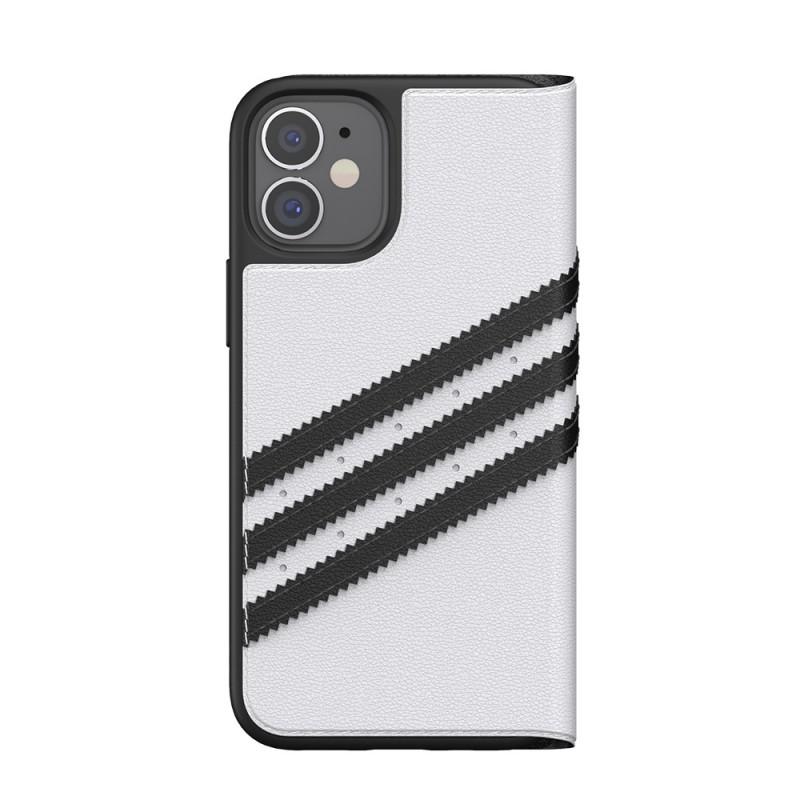 Adidas Booklet Case Phone 12 Mini 5.4 Wit - 2