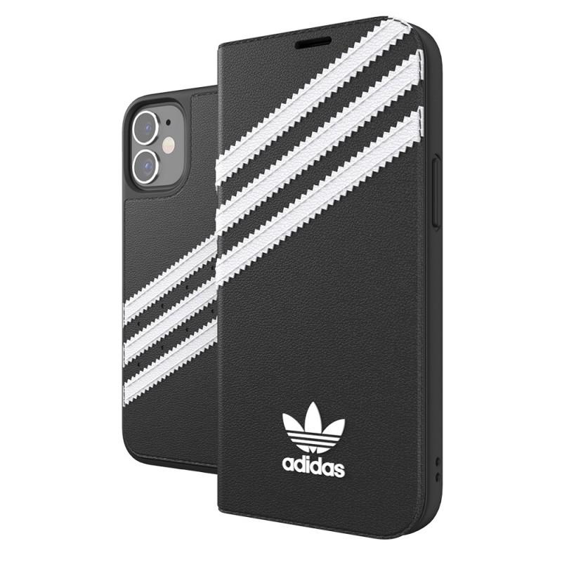 Adidas Booklet Case Phone 12 Mini 5.4 Zwart - 3