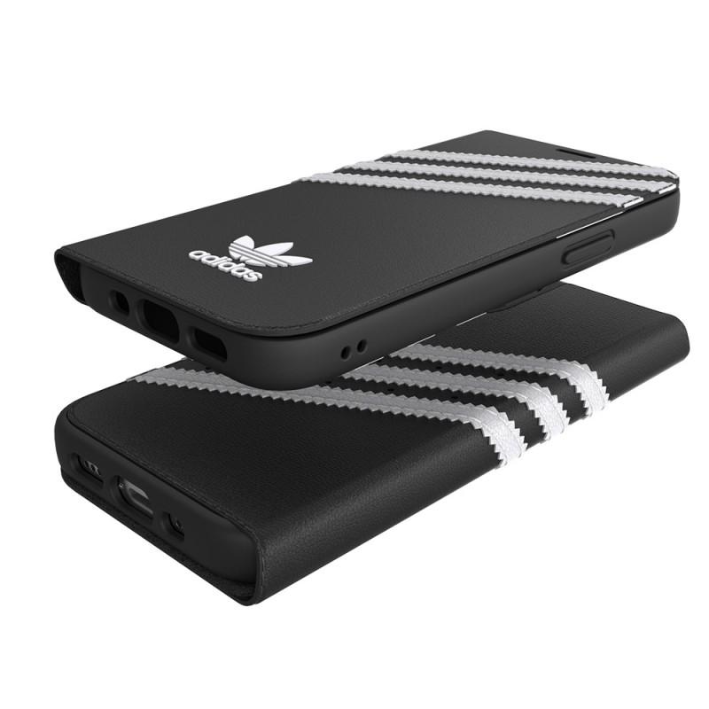 Adidas Booklet Case Phone 12 Mini 5.4 Zwart - 6