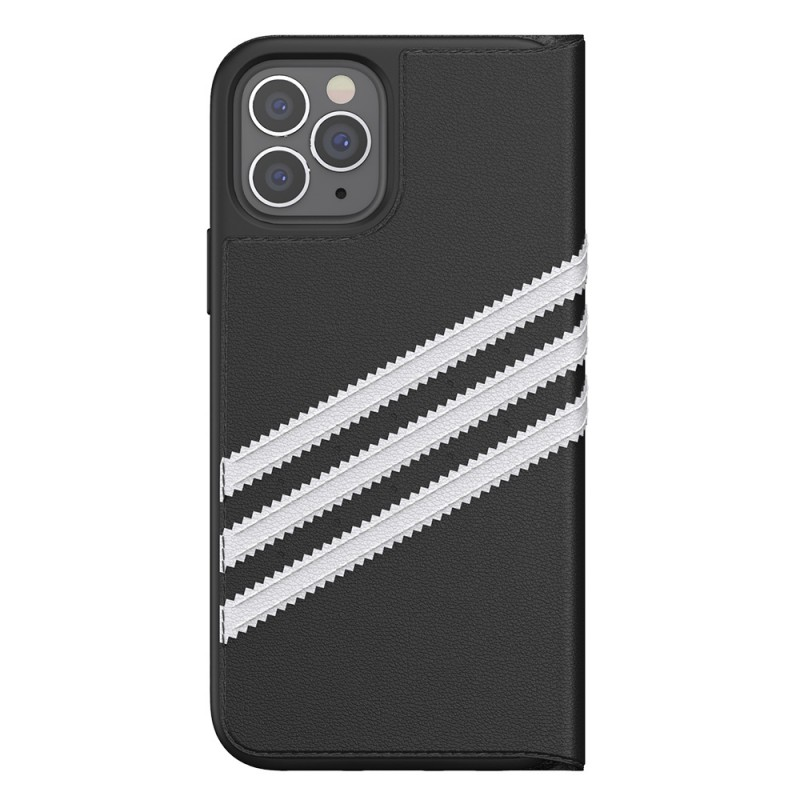 Adidas Booklet Case iPhone 12 Pro Max Zwart - 2