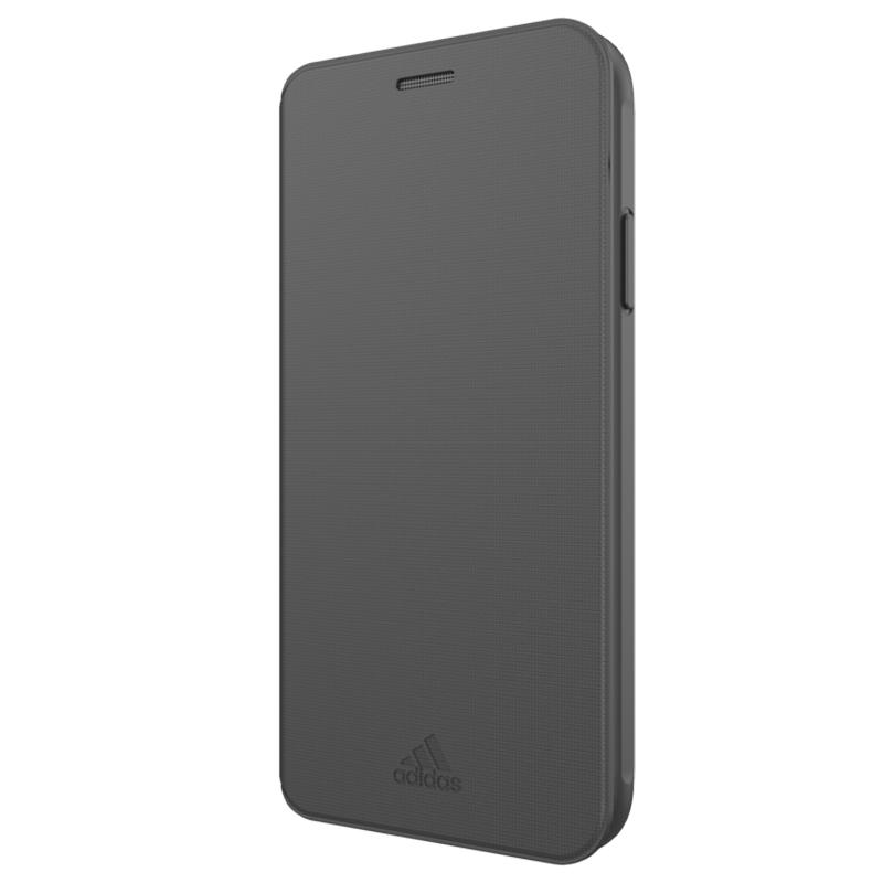 Adidas Folio Grip Case iPhone XR Zwart 05