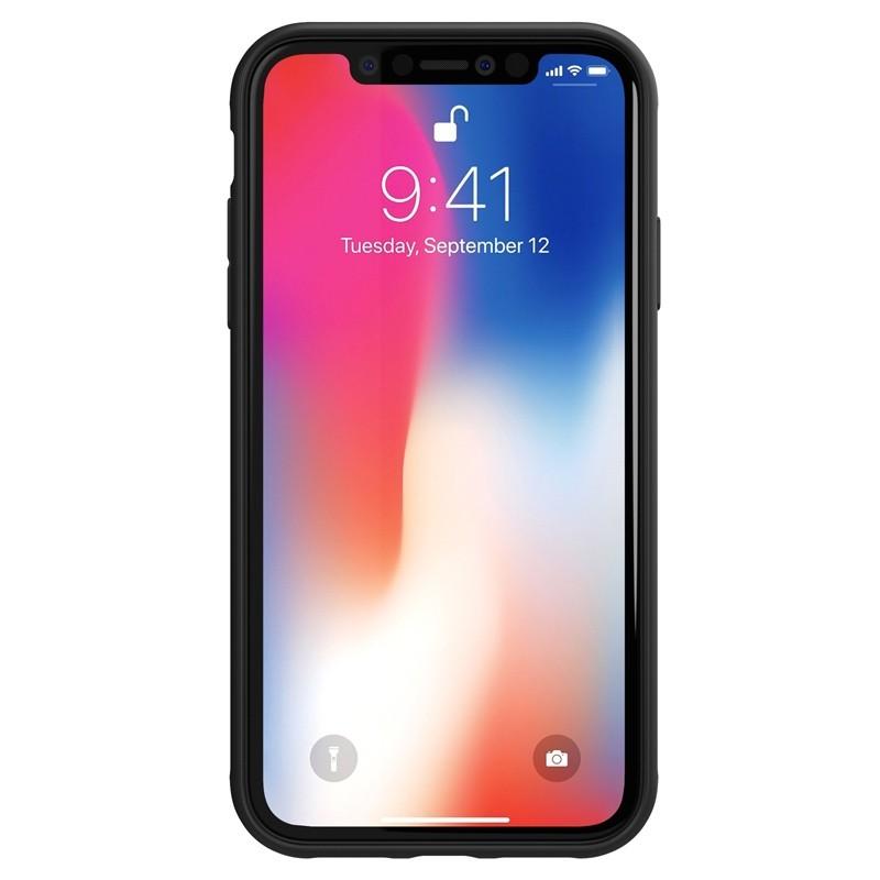 Adidas Grip Case iPhone Xr zwart 02