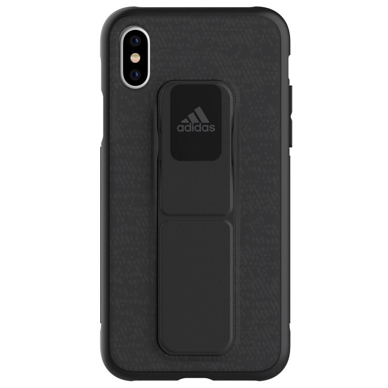 Adidas SP Grip Case iPhone X/Xs Zwart 02