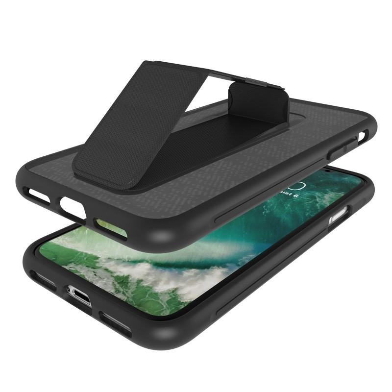 Adidas SP Grip Case iPhone X/Xs Zwart 05