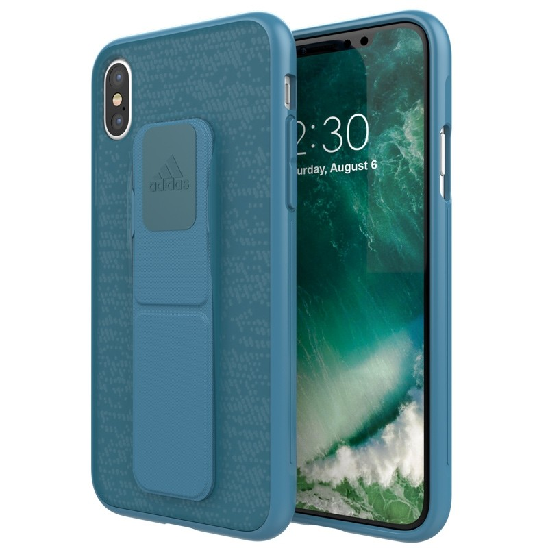 Adidas SP Grip Case iPhone X/Xs Mystery Blue 04