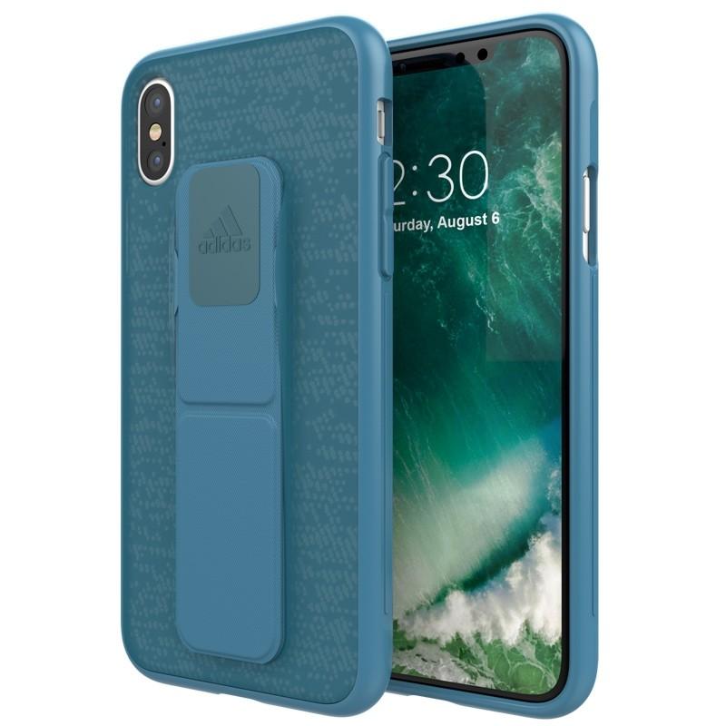 Adidas SP Grip Case iPhone X/Xs Mystery Blue 04