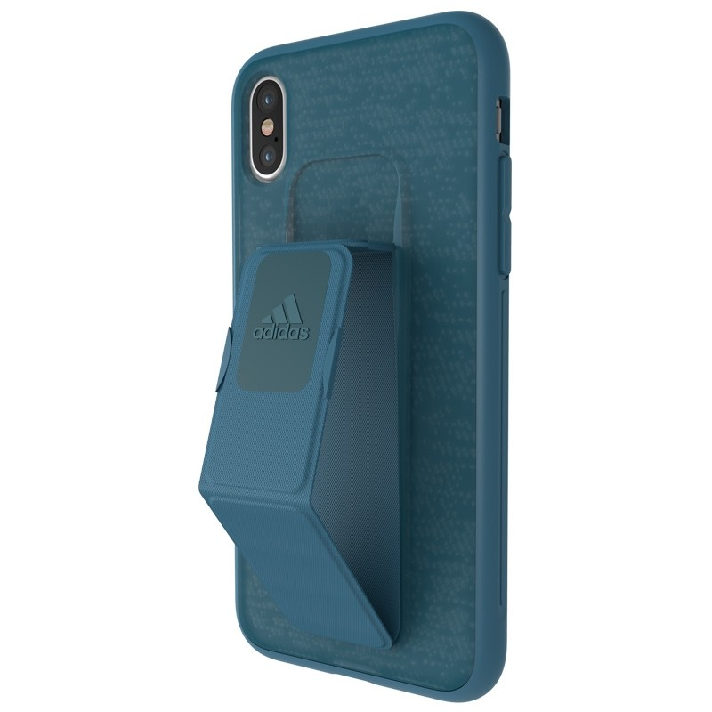 Adidas SP Grip Case iPhone X/Xs Mystery Blue 03