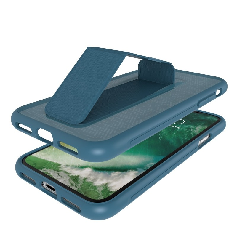 Adidas SP Grip Case iPhone X/Xs Mystery Blue 05