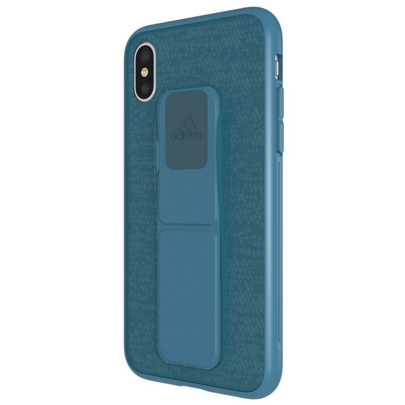 Adidas SP Grip Case iPhone X/Xs Mystery Blue 06