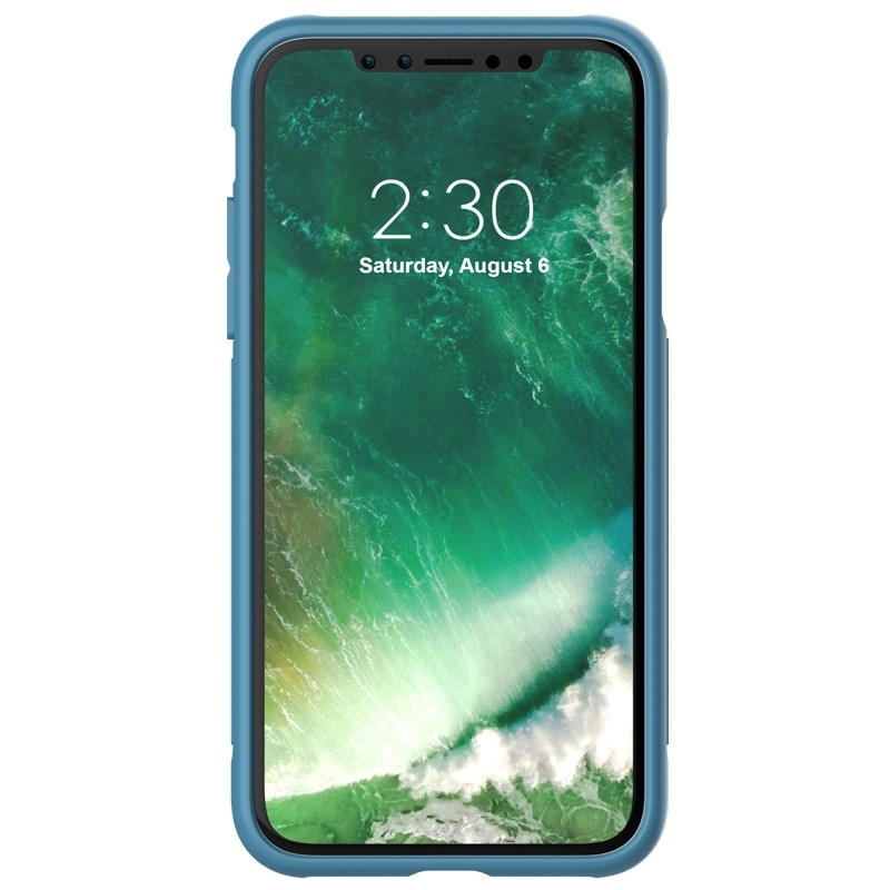 Adidas SP Grip Case iPhone X/Xs Mystery Blue 07