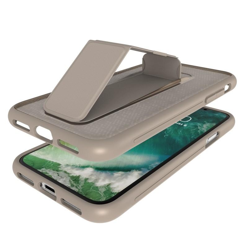 Adidas SP Grip Case iPhone X/Xs Sesame 05