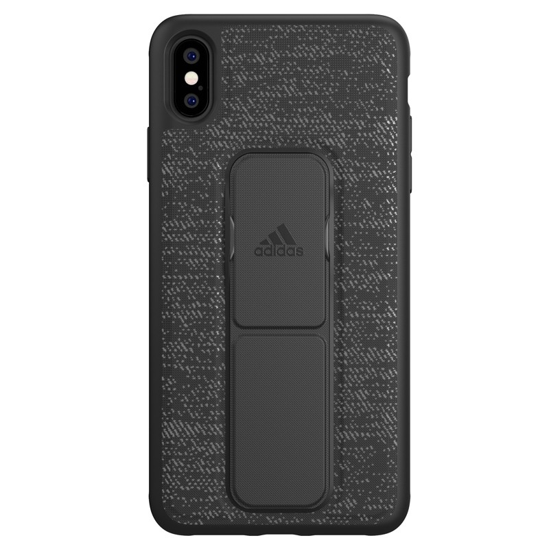 Adidas Grip Case iPhone XS Max hoes zwart 01