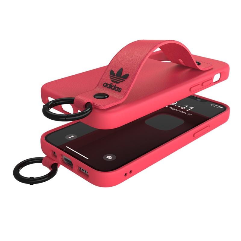 Adidas Hand Strap Case Phone 12 Mini 5.4 Roze - 4