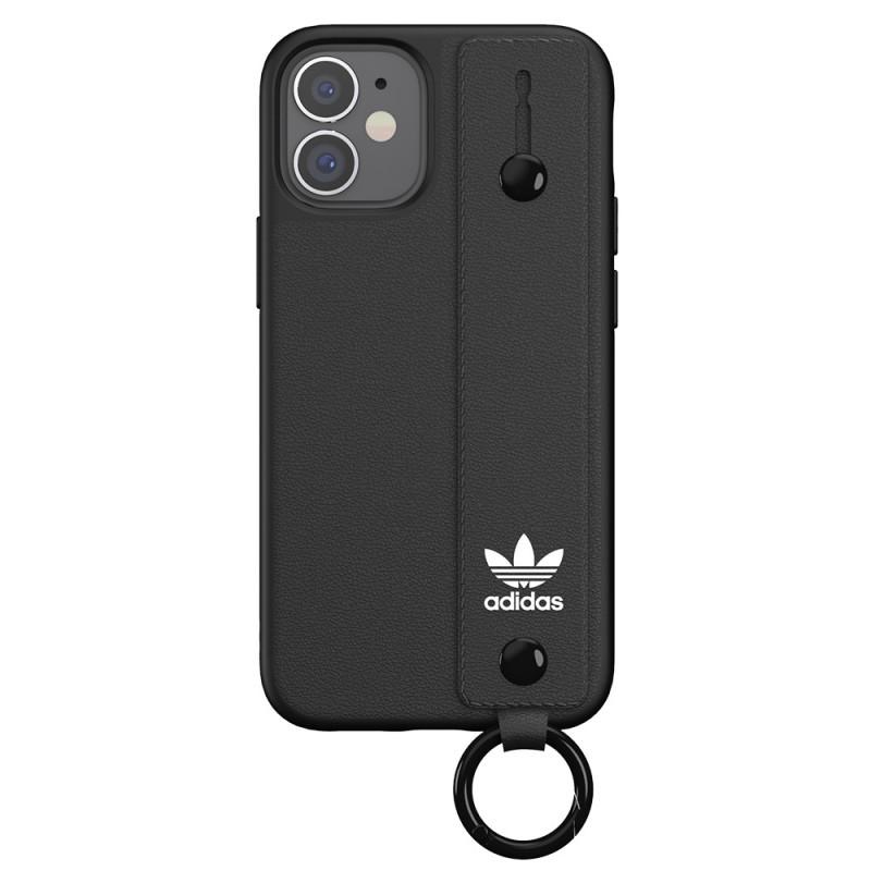 Adidas Hand Strap Case Phone 12 Mini 5.4 Zwart - 2