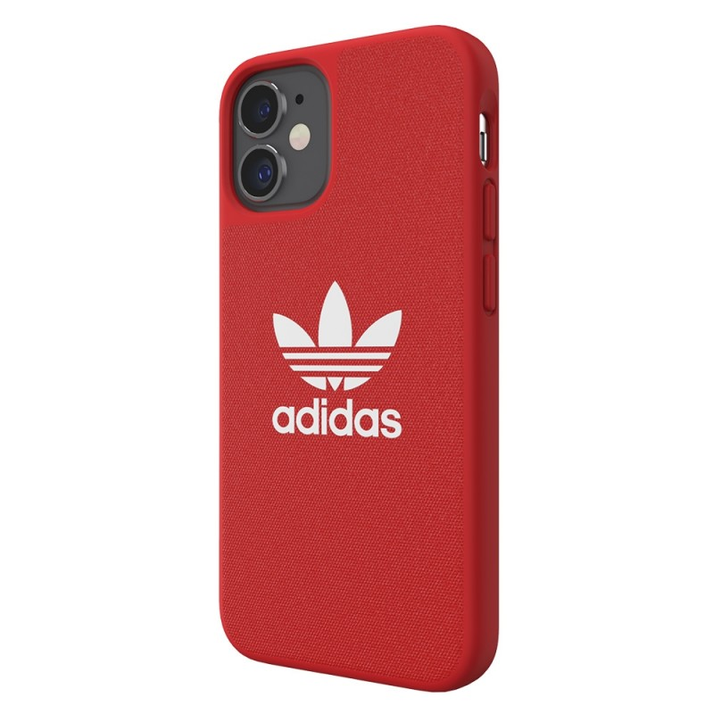 Adidas Moulded Case Trefoil Phone 12 Mini 5.4 Rood - 3