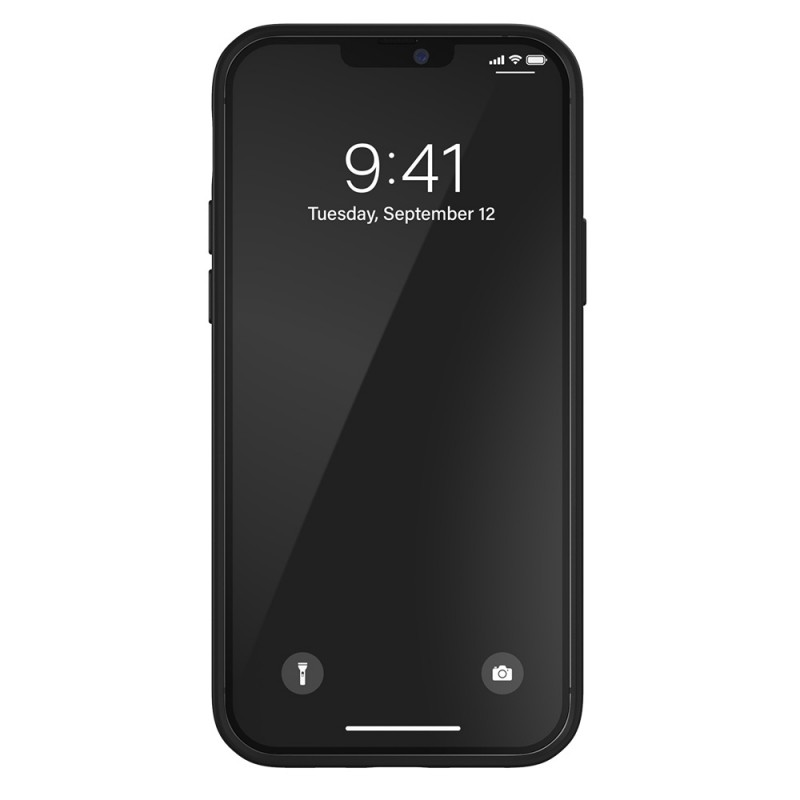 Adidas Moulded Case iPhone 12 / 12 Pro 6.1 Wit/zwart - 5