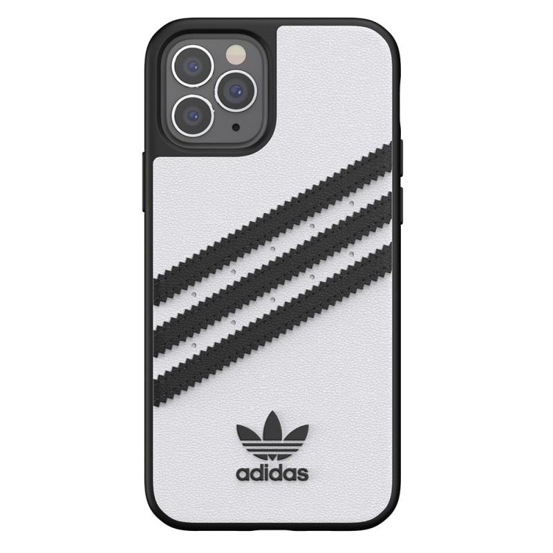 Adidas Moulded Case iPhone 12 / 12 Pro 6.1 Wit/zwart - 7