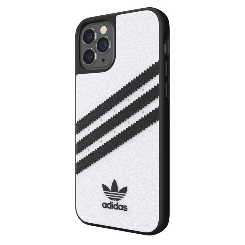 Adidas Moulded Case iPhone 12 / 12 Pro 6.1 Wit/zwart - 4