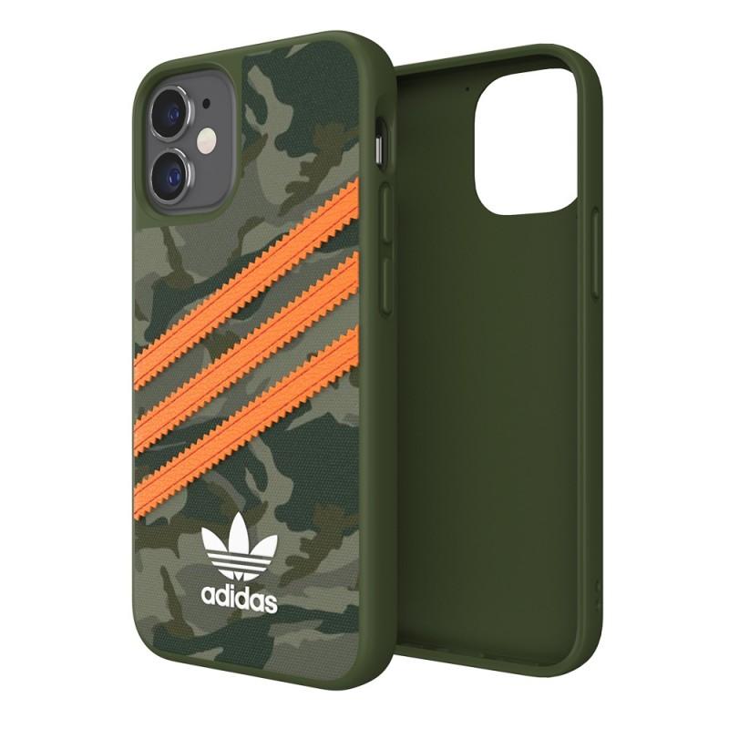 Adidas Moulded Case Camo Phone 12 Mini 5.4 Groen/oranje - 1