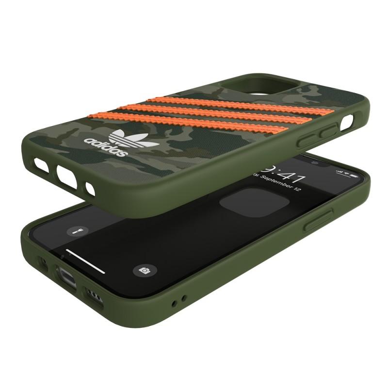 Adidas Moulded Case Camo Phone 12 Mini 5.4 Groen/oranje - 2