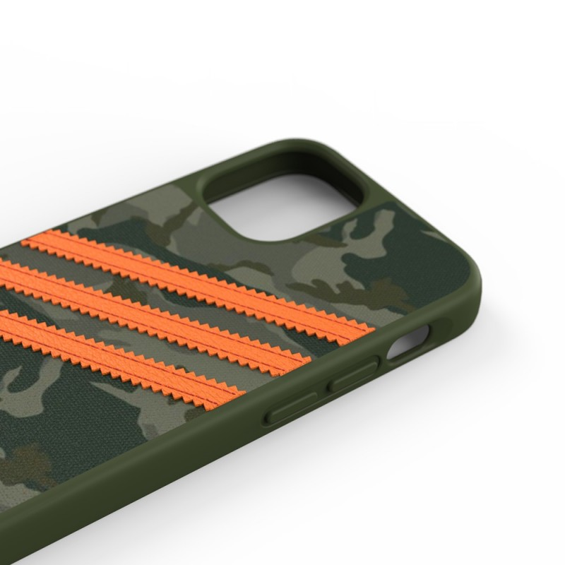 Adidas Moulded Case Camo Phone 12 Mini 5.4 Groen/oranje - 6