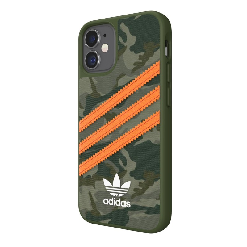 Adidas Moulded Case Camo Phone 12 Mini 5.4 Groen/oranje - 4