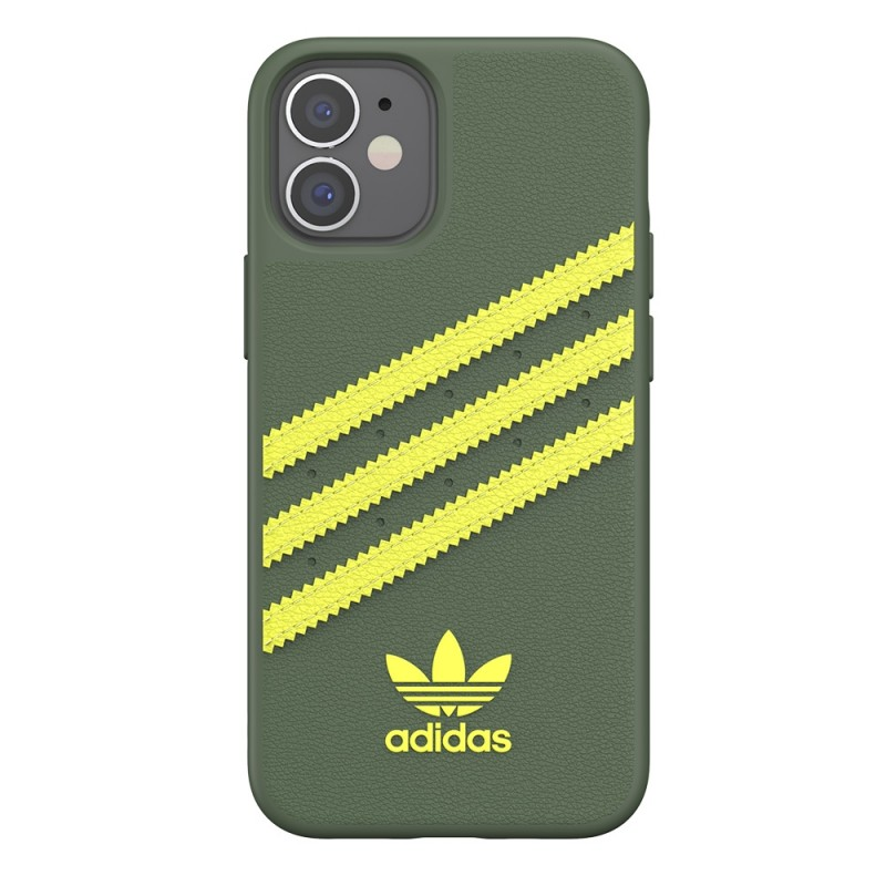 Adidas Moulded Case Phone 12 Mini 5.4 Groen/geel - 4