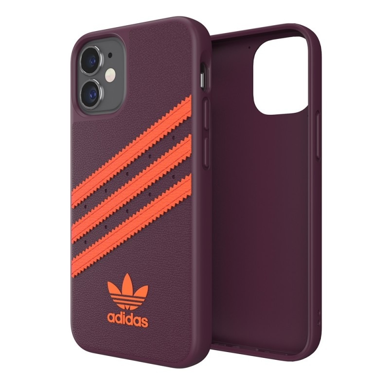 Adidas Moulded Case Phone 12 Mini 5.4 Paars/oranje - 1
