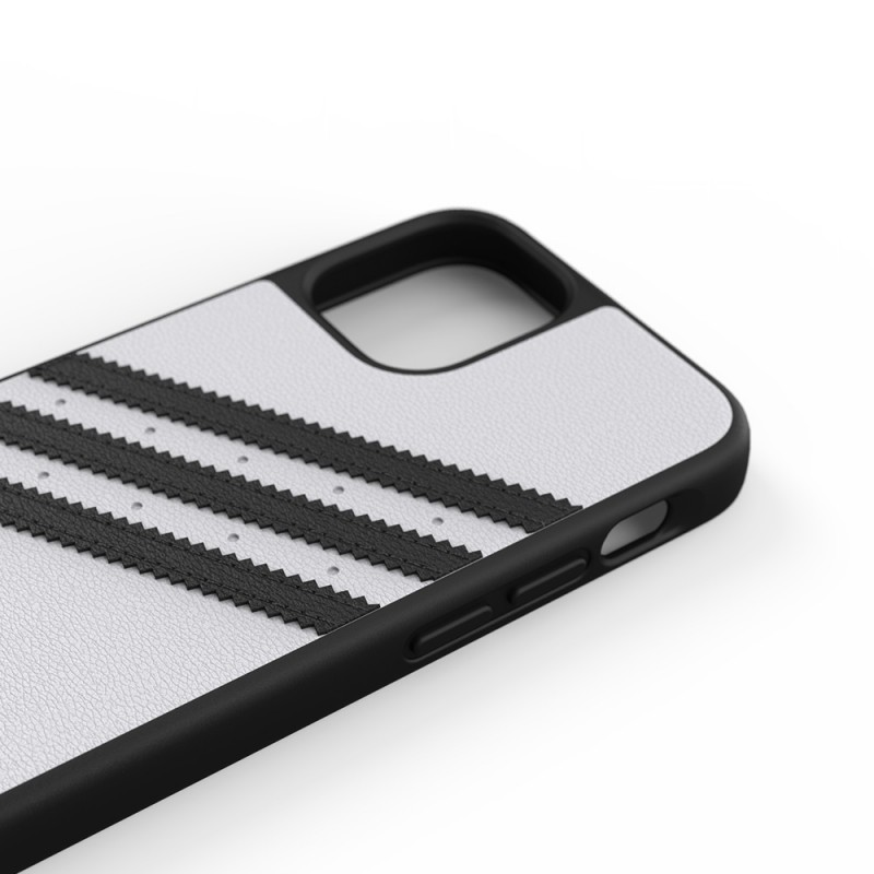 Adidas Moulded Case Phone 12 Mini 5.4 Wit/zwart - 5