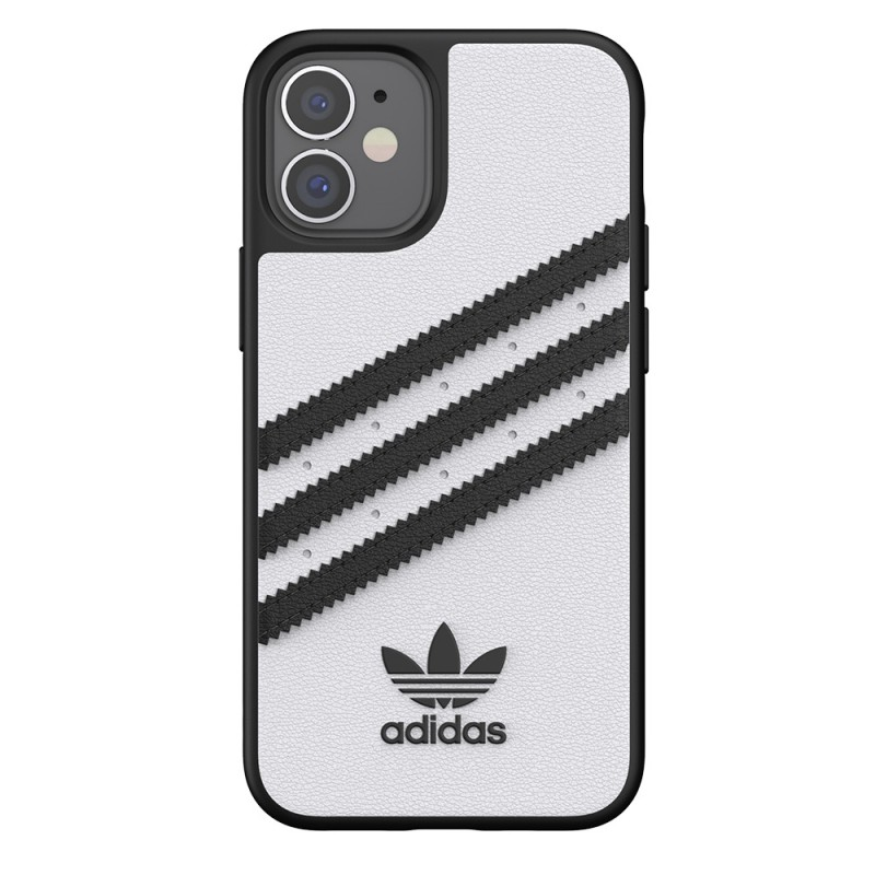 Adidas Moulded Case Phone 12 Mini 5.4 Wit/zwart - 4