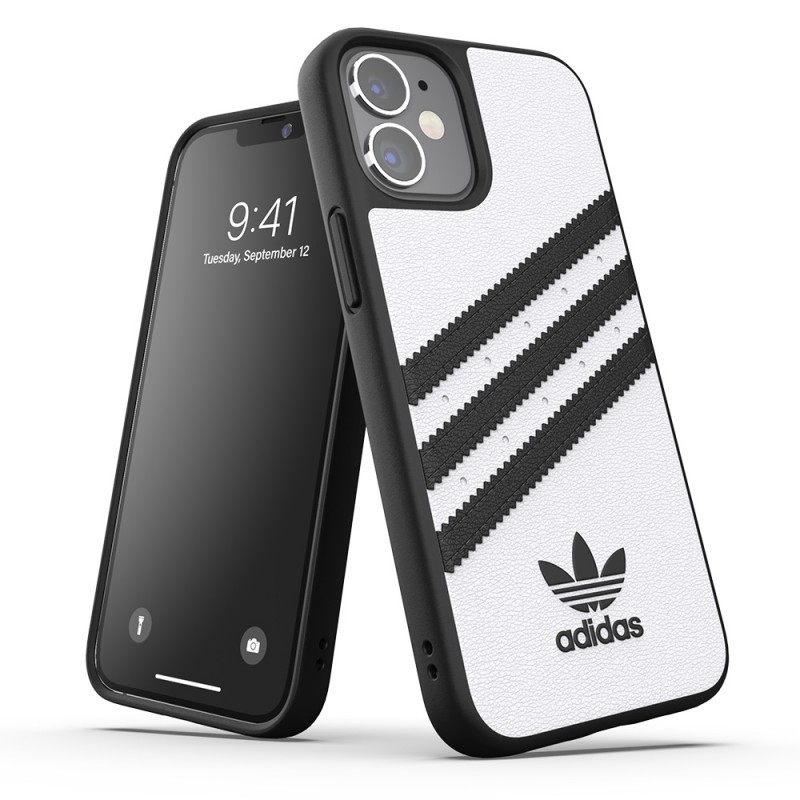 Adidas Moulded Case Phone 12 Mini 5.4 Wit/zwart - 7