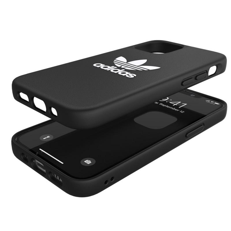 Adidas Moulded Case Trefoil Phone 12 Mini 5.4 Zwart - 2