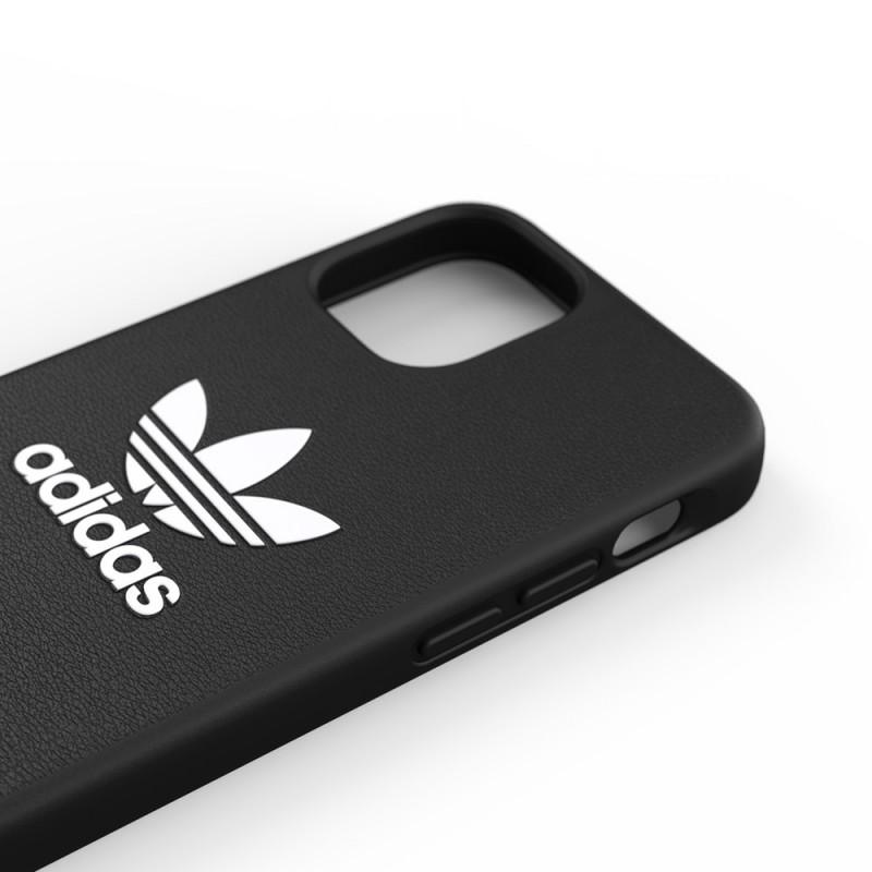 Adidas Moulded Case Trefoil Phone 12 Mini 5.4 Zwart - 6
