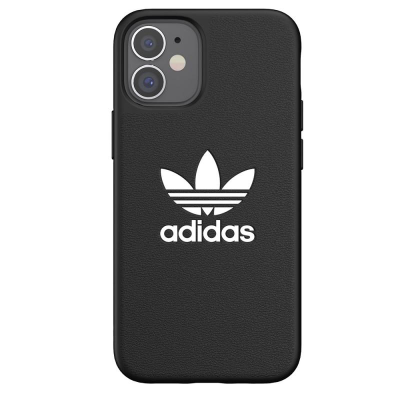 Adidas Moulded Case Trefoil Phone 12 Mini 5.4 Zwart - 5