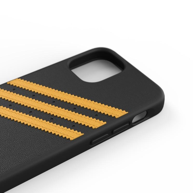Adidas Moulded Case Phone 12 Mini 5.4 Zwart/geel - 3