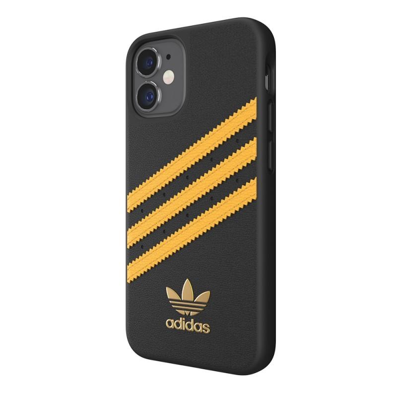 Adidas Moulded Case Phone 12 Mini 5.4 Zwart/geel - 6