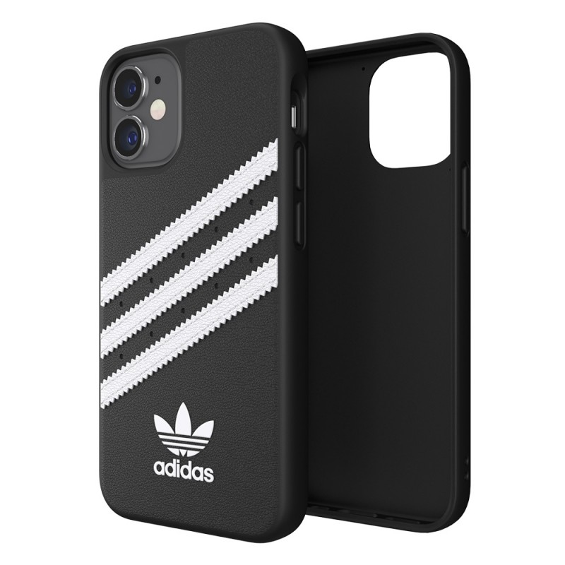 Adidas Moulded Case Phone 12 Mini 5.4 Zwart/wit - 1