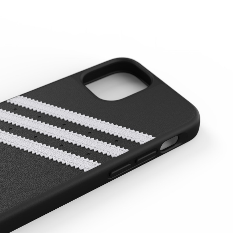 Adidas Moulded Case Phone 12 Mini 5.4 Zwart/wit - 5