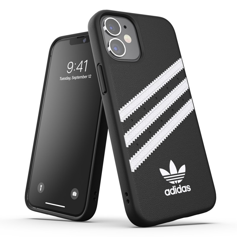 Adidas Moulded Case Phone 12 Mini 5.4 Zwart/wit - 7
