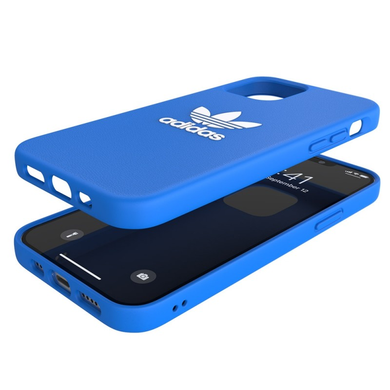 Adidas Moulded Case iPhone 12 Pro Max Blauw - 2