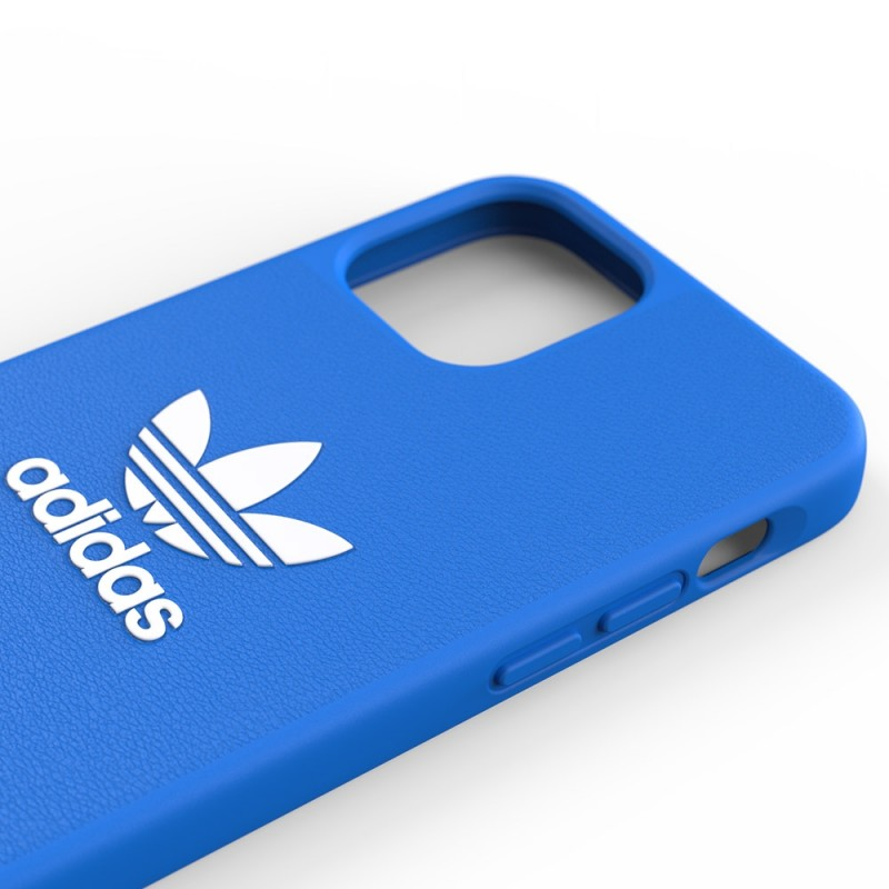 Adidas Moulded Case iPhone 12 Pro Max Blauw - 5