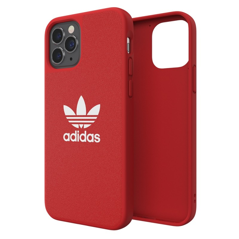Adidas Moulded Case iPhone 12 Pro Max Rood - 1